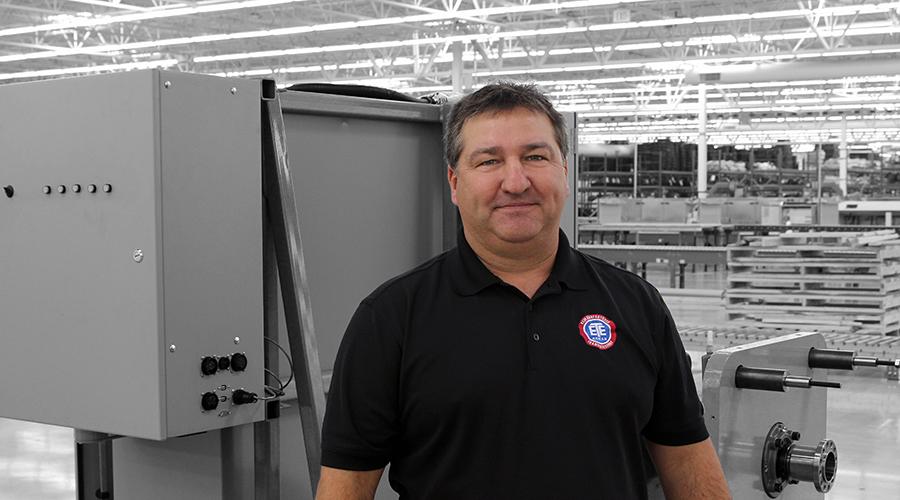 Meet Ken Rosploch, Maintenance Manager
