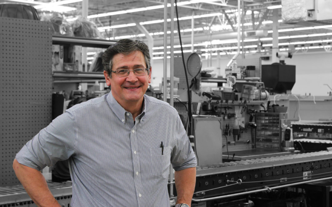 Meet Gary Carne, Manufacturing Director