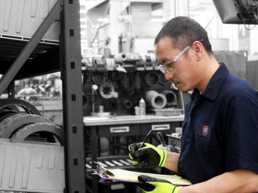 Line Parts Specialist